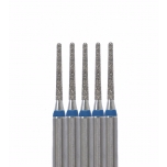 Diamond Drill Bit NEEDLE 012 BLUE 5tk