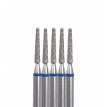 Diamond Drill Bit NEEDLE 016 BLUE 5tk