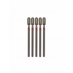 Diamond Drill Bit CYLINDER SAFE 035 RED 5pc