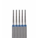 Diamond Drill Bit NEEDLE 012 BLUE 5tk