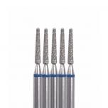 Diamond Drill Bit NEEDLE 016 BLUE 5tk